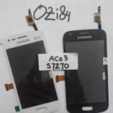 Modul Touchscreen Display Samsung Galaxy Ace 3 S7275 Negru Swap