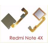 Flex amprenta Xiaomi Redmi Note 4X silver