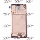 Display Samsung Galaxy A21s 2020 A217 Negru