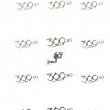 Flex proximitate Galaxy Note 9 N960
