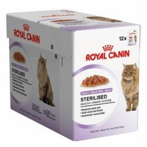 royal canin sterilised preliv 85 gr. Black Bedroom Furniture Sets. Home Design Ideas