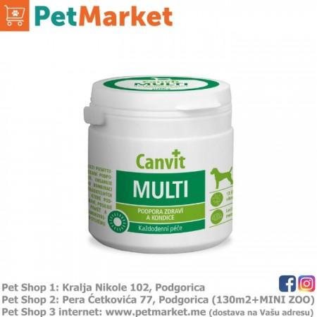 Canvit Multi za pse 100g 100tbl