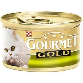 GOURMET Gold ZEČETINA i JETRA 85gr