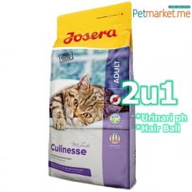 JOSERA 2u1 CULINESSE 1kg (Urinari ph + HairBall)