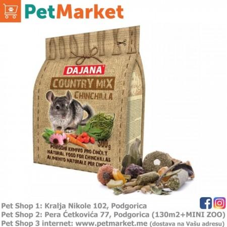 Dajana Pet Country Mix Chinchilla 500g