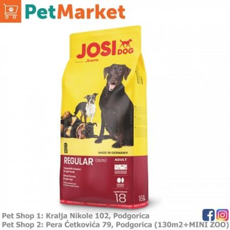 JOSERA JOSIDOG REGULAR 18kg (Premium)
