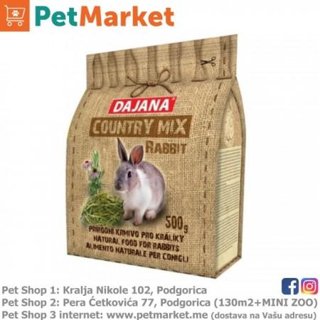Dajana Pet Country mix Rabbit 500g