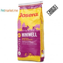 JOSERA MINIWELL 15kg (Super premium)