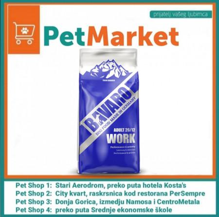 hrana za odrasle pse suva granule podgorica crna gora petshop petmarket