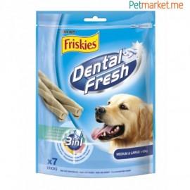 Friskies DENTAL FRESH medium i large 3u1 180g