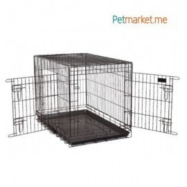 Kavez za pse 3 (sklopiv)