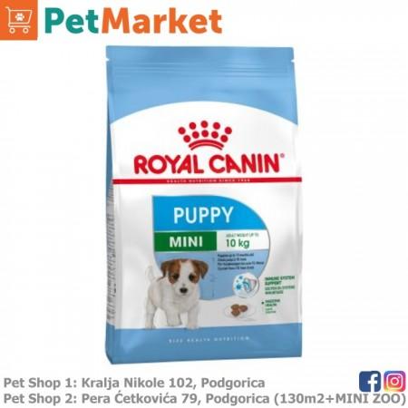 Royal Canin MINI PUPPY 800 gr
