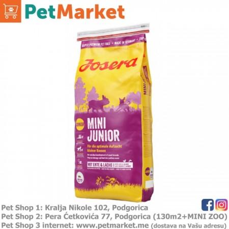 JOSERA MINI JUNIOR 15 KG (Super Premium)