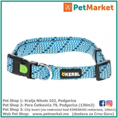 Kerbl ogrlica plava petmarket petshop podgoica crna gora za pse