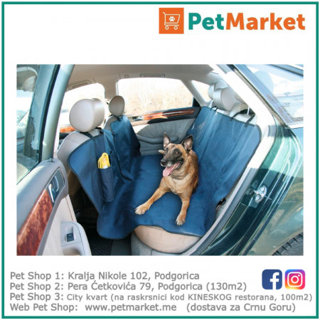 kerbl zastita za sjedista zadnja pas automobil auto kola vozilo putovanja