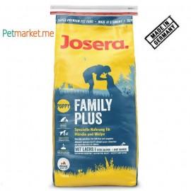 JOSERA FAMILY PLUS 15kg (Super premium)