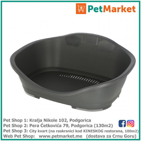 Kerbl plasticni krevet za pse macke petmarket petshop podgorica crna gora