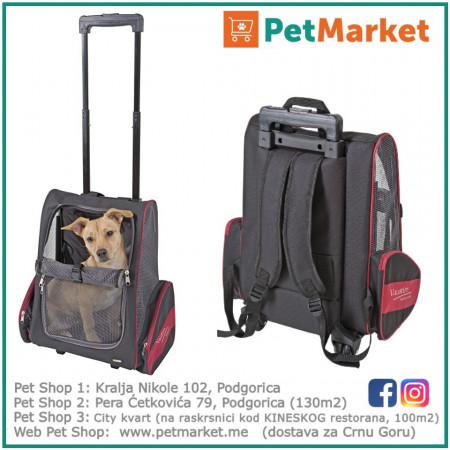 kerbl transporter kuksak za pse petmarket petshop podgorica crna gora macke