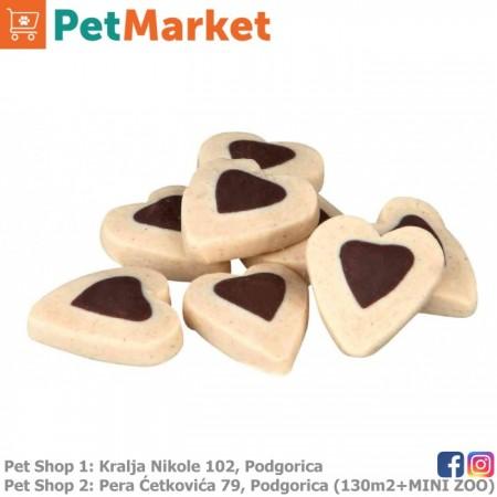 Poslastica za psa Soft Snack Happy Hearts 500g