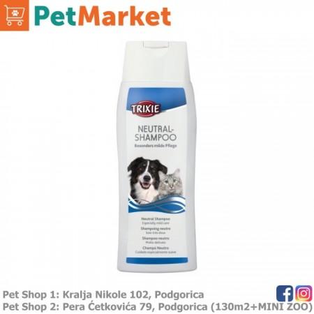Trixie neutralni šampon 250ml