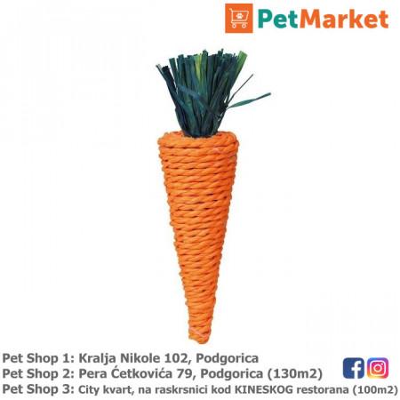 Igračka za glodare Carrot toy