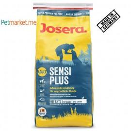 JOSERA SENSI PLUS 15kg Pačetina, riža...(Super premium)