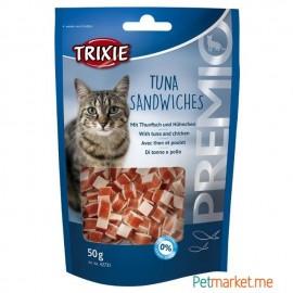 Trixie Premio TUNA SANDWICHES 50g
