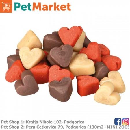 Poslastica za psa Mini Hearts 200g