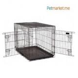 Kavez za pse 6 (sklopiv)