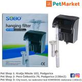Spoljni Motorni Filter Sobo WP-606H 400L / H