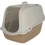 Toalet za mačke - Minka (krem)