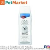 Trixie šampon za bijelu dlaku 250ml