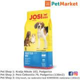 JOSERA JOSIDOG MASTER MIX 18kg (Premium)