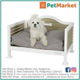 KERBL Drveni krevet za pse Fabio 70x50x48 cm