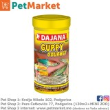 Dajana Pet Guppy Gourmet 100ml