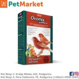 Padovan Ovomix Gold Rosso 1kg