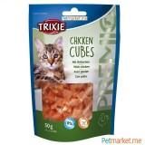 Trixie Premio CHICKEN CUBES 50g