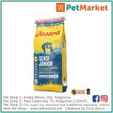 JOSERA SENSI JUNIOR (losos,pačetina) 15kg (Super premium)