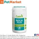 Canvit Biocal Plus (za pse) 500g 500tbl