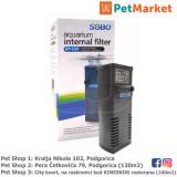 Potapajuća Filter Pumpa Sobo WP-320F