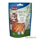 Trixie Premio CHICKEN FILET BITES 50g