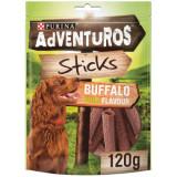 ADVENTUROS Sticks sa ukusom divljeg bizona - poslastice120gr