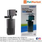Potapajuća Filter Pumpa Sobo WP-1000F