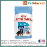 Royal Canin Maxi Puppy (preliv) 140g