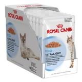 Royal Canin Ultra Light (preliv) 85 gr