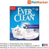 EVER CLEAN Posip za mačke MULTI CRYSTALS 10L
