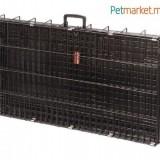 Kavez za pse 4 (sklopiv)