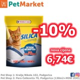 Versele-Laga SILICA silikonski posip za mačke 5L