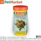 Dajana Pet Turtle Chips 250ml