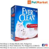 EVER CLEAN Posip za mačke MULTIPLE CAT 10L